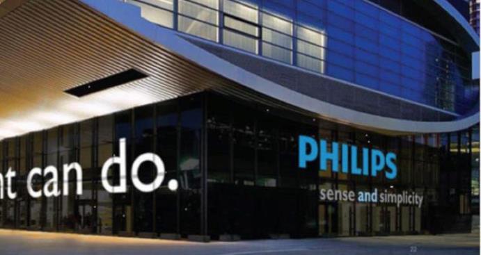 Philips casos de exito